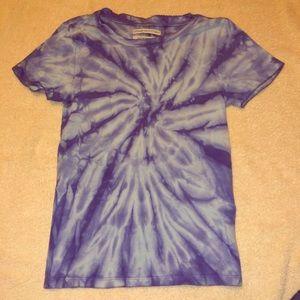 Tie-dye Urban Outfitter shirt